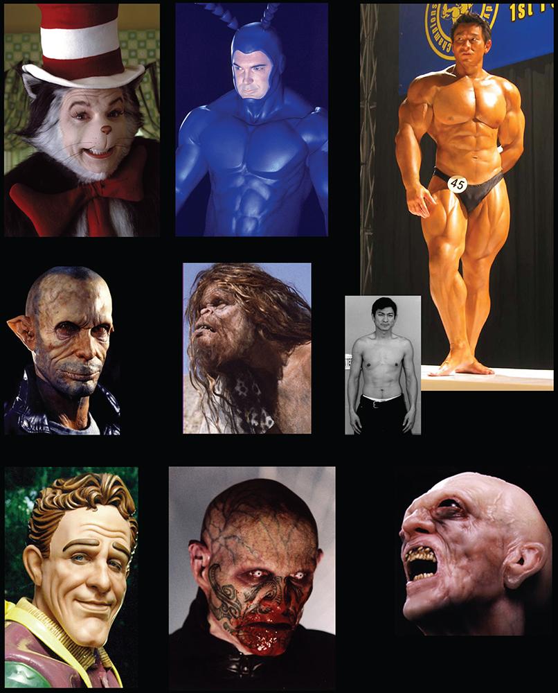 Prosthetic Characters