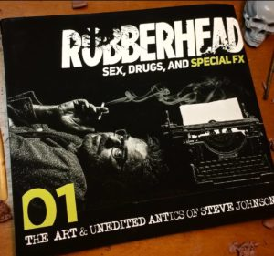 Rubberhead, Volume I – hard cover – sixty-five smackers!