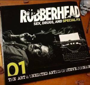 Rubberhead, Volume I – hard cover – sixty-five smackers!
